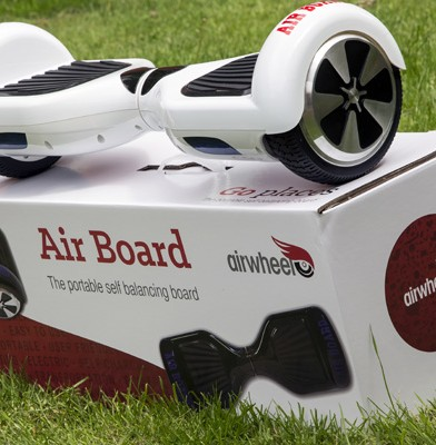 Airboard White 2