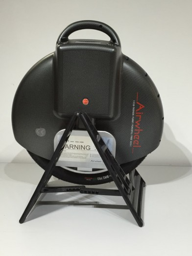 Airwheel On Stand