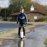 Airwheel X3 Puddles