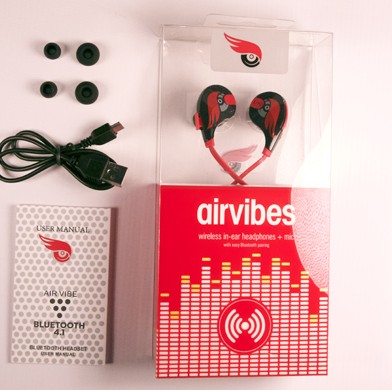 Airvibes Contents 2
