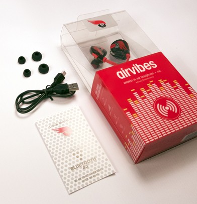 Airvibes Contents